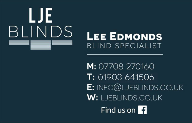 Lee Edmonds Business Card